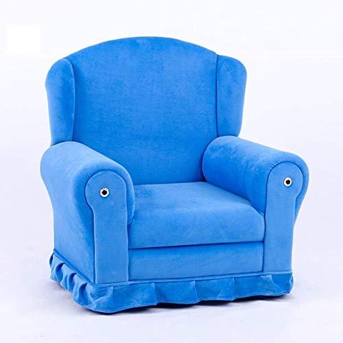 Sofa,Children's Armchair, The Sofa, The Children, Children Sofa, One Cute Baby Backs Sofa, Modern Minimalist Boys Girls Lesestu ()