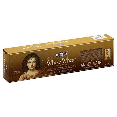 whole wheat angel hair pasta - 4
