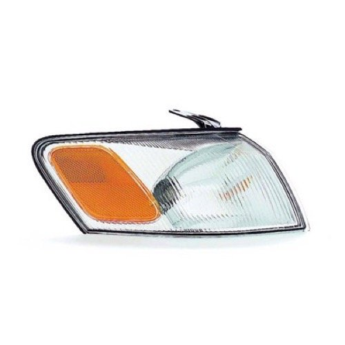 Go-Parts » 1997-1999 Toyota Camry Turn Signal Light Assembly Replacement/Lens Cover - Front Right (Passenger) Side 81510-AA010 TO2531126