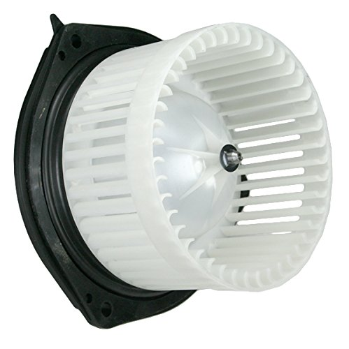 Heater A/C Vent Blower Motor with Fan Cage for Bonneville LeSabre Deville (Buick Lesabre Heating)