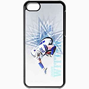 Personalized iPhone 5C Cell phone Case/Cover Skin 14347 1 Witten Black