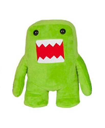 Domo Kun Green Color 7 Plush - Domo Green