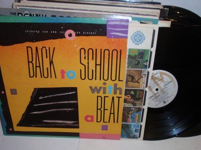 various-back-to-school-with-a-beat-jordache-lp-am-sp-17204-rock-vinyl-album