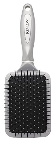 Revlon Essentials Straight and Smooth  Hair Paddle Brush New