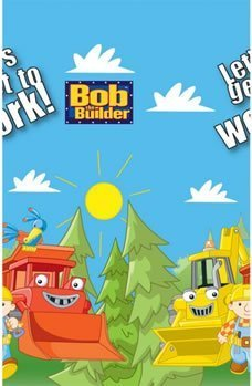 Bob The Builder Tablecover by Amscan International Limited