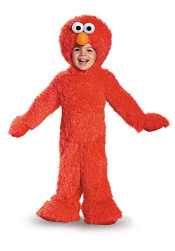 Disguise Infant/Toddler Elmo Plush Costume