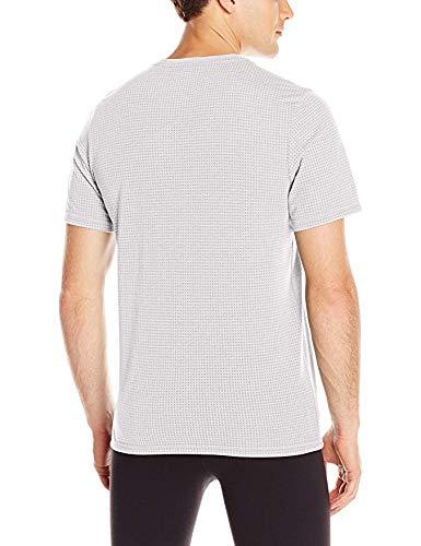 (adidas Men's Aeroknit T-Shirt Grey)