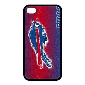 Custom Buffalo Bills Back Cover Case for iphone 4,4S JN4S-1337