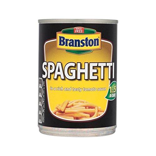 Espaguetis Branston En 395 G De Salsa De Tomate - Paquete de 2