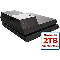 Avolusion (AVPS4HD-N2T+) 2TB (Playstation 4) PS4 Hard Drive - 2 Year Warranty (Nyko Data Bank Plus + 2TB HDD)