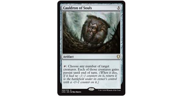 Cauldron of Souls ~ Commander Anthology 2018 NearMint Magic MTG