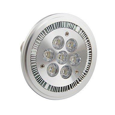HJLHYL MND Focos AR E26/E27 7 W 7 LED de Alta Potencia 700LM LM 2800-3200K K Blanco C¨¢lido AC 85-265 V - - Amazon.com