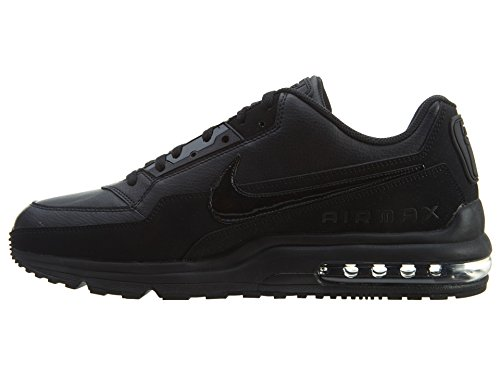 Nike Air Max Ltd Mens 3 Scarpa Da Corsa Nero / Nero