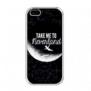 Funda iPhone 5S,Peter Pan Funda Carcasa iPhone 5S,Peter Pan ...