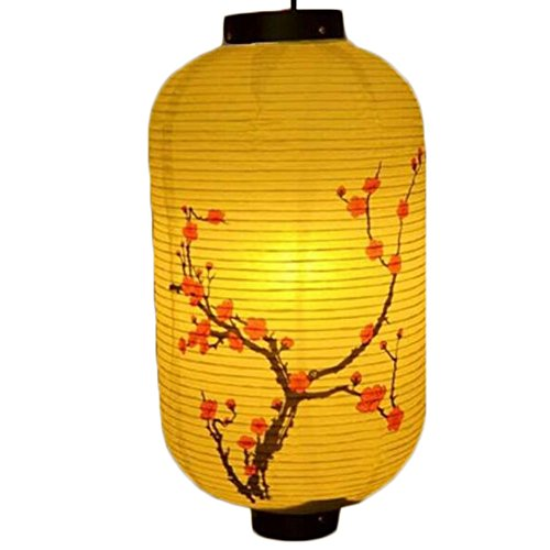 George Jimmy Japanese Style Hanging Lantern Sushi Restaurant Decorations -A28 by George Jimmy