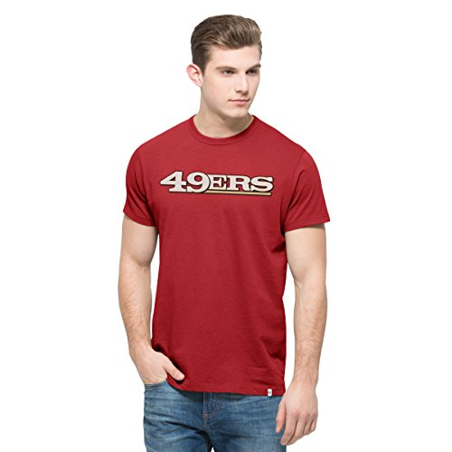 NFL San Francisco 49ers Men's '47 Crosstown MVP Tee