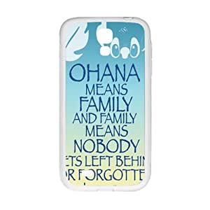 OHANA Family Cell Phone Case for Samsung Galaxy S4