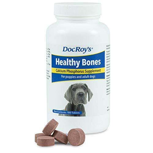 Revival Animal Health Doc Roys Healthy Bones 100ct