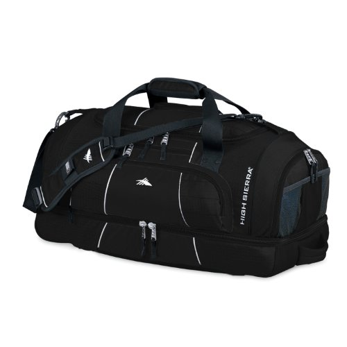 Cross Sport 26″ Colossus Travel Duffel Color: Black, Bags Central
