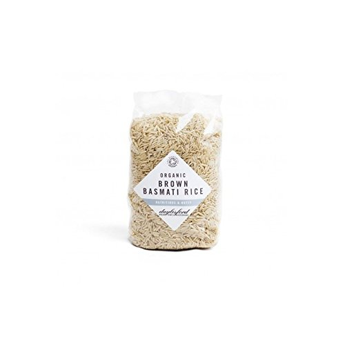 Daylesford Organic Brown Basmati Rice 500G (Pack of 6) by Daylesford