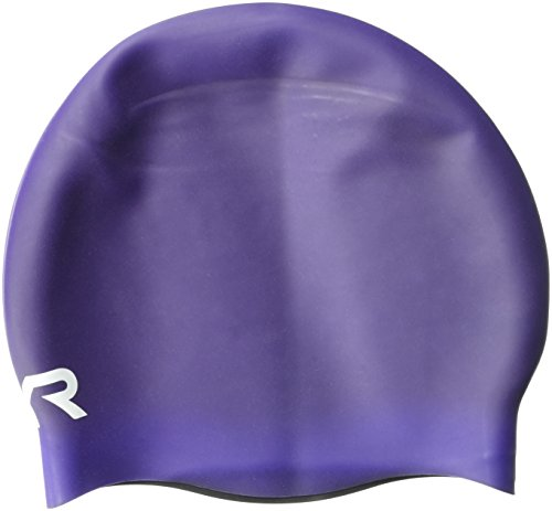 TYR Silicone Reversible Cap, Purple