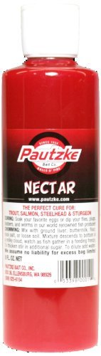Pautzke Bait O'Fire Nectar (8-Ounce)Bottle by Pautzke Bait