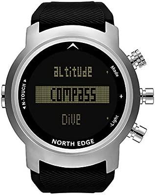 Smartwatch Digital Deportivo Hombres Impermeable 100m / Modo de ...