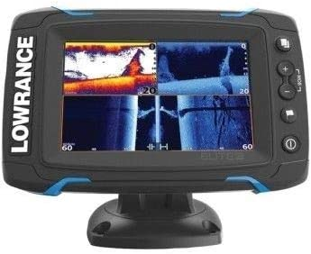 Lowrance 000 – 14370 – 001 Elite Ti sin Transducer Row, Pescado Finder y Tarjeta para Plotter, 17,78 cm (7), Color Negro: Amazon.es: Electrónica