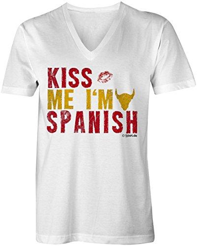 Kiss me I am Spanish