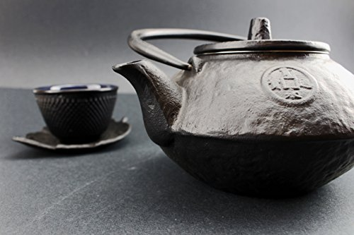 Review Teapot Warmer + Japanese