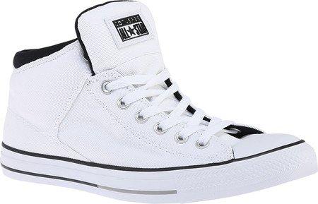 Converse Chuck Taylor High Street Unisex | Hvit / Sort / Hvit (155469c) (3m / 5w)