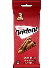 Trident Cinnamon Sugar Free Gum - 2.86oz