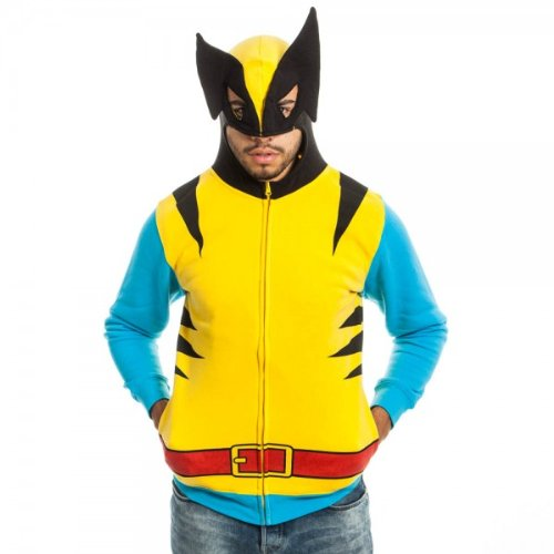 Marvel Wolverine Costume