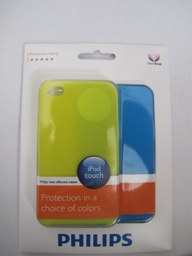 Philips Ipod Touch Silicone Cases DLA8211/17