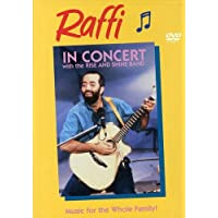 Raffi 1988: In Concert With The Rise And Shine Band