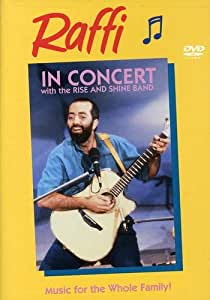 Raffi 1988 In Concert With The Rise And Shine Band