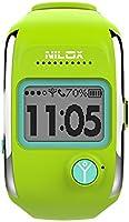 Nilox Bodyguard Smartwatch e Tracker GPS, Verde