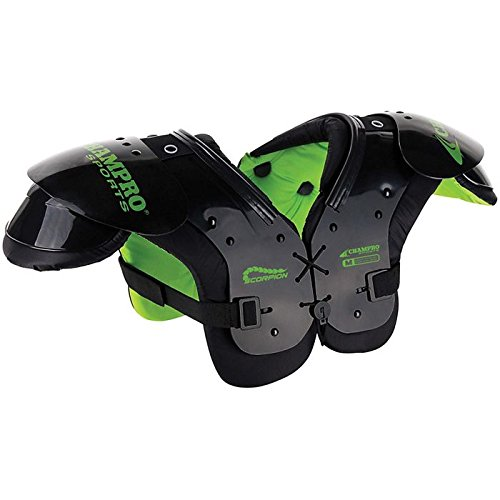 CHAMPRO Scorpion Shoulder Pad - Youth
