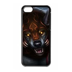 iPhone 5c Cell Phone Case Black Defense Of The Ancients Dota 2 URSA 001 VA2496005