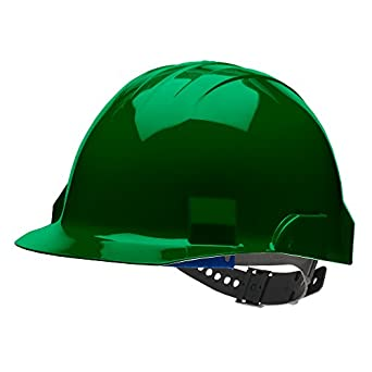 Bullard vtfgp tipo II Vector casco casco de protección, 4 punto Pin Lock Suspensión,