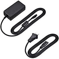 Kapaxen EH-5 EH-5A EH-5B AC Power Adapter AC Power Adapter / Charger for Nikon D700, D300, D100, D90, D80, D70, D50, D5000, D3000, D60, D40, D3100, P7000, D7000, and More Cameras