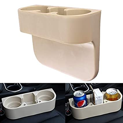 Heart Horse Universal Auto Truck Car Seat Drink Cup Holder Valet Beverage Can Bottle Food Mount Stand Storage Box