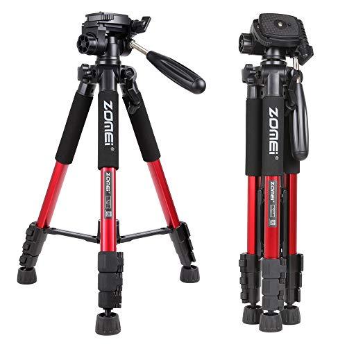 ZoMei Q111 55inch Panoramic Camera Tripod Lightweight 1/4