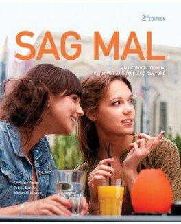 Download Sag Mal 2nd Loose-leaf Student Ed. with Supersite Plus(vText) Code pdf