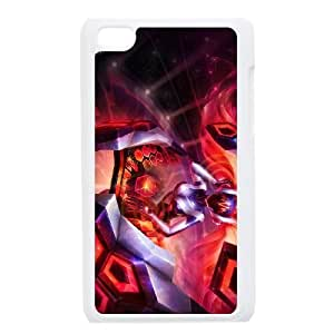 ipod 4 phone case White Sona league of legends SDF4546295