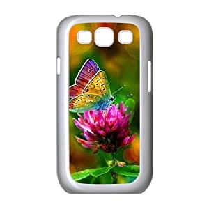 Butterfly ZLB579367 Personalized Phone Case for Samsung Galaxy S3 I9300, Samsung Galaxy S3 I9300 Case