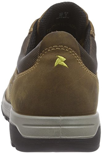 ECCO Urban Lifestyle, Scarpe Sportive Outdoor da Uomo Marrone(camel/Cocoa Brown 56929)
