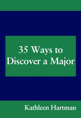 Kanar The Confident Student Thirty-five Ways To Decide On A Major Sixthedition