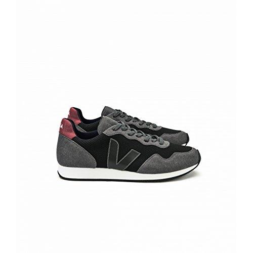 VEJA - Zapatillas de deporte para mujer, (BLACK GRAFITE), 38 EU: Amazon.es: Zapatos y complementos