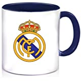 SCPmarts Real Madrid Coffee Mug With 1 Keychain Free With This Product